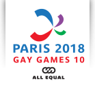 Six years ahead of 2024 Olympics and Paralympics, Paris hosts the 10th Gay Games