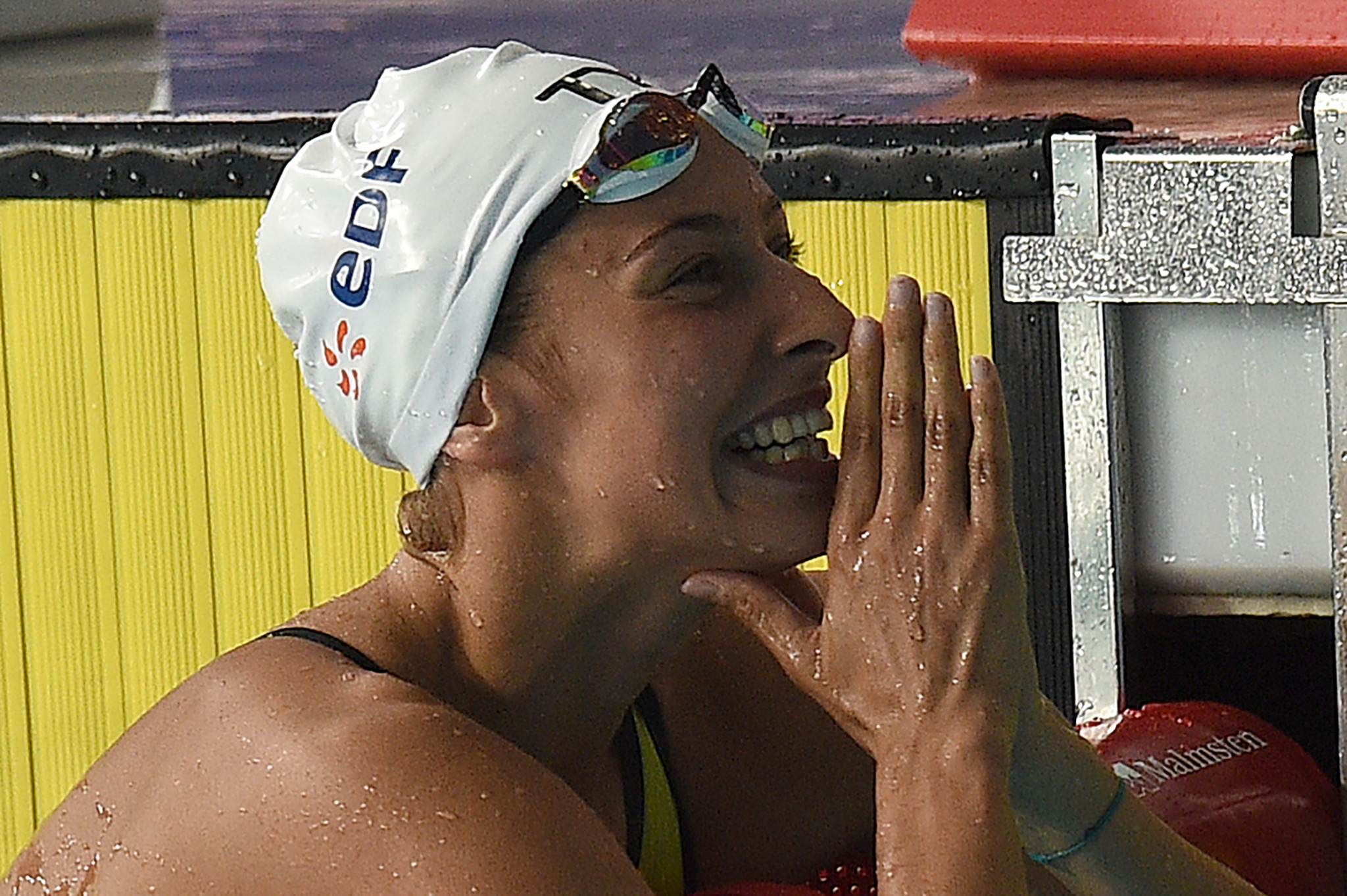Lesaffre claims individual medley title on golden first day for France at European Swimming Championships