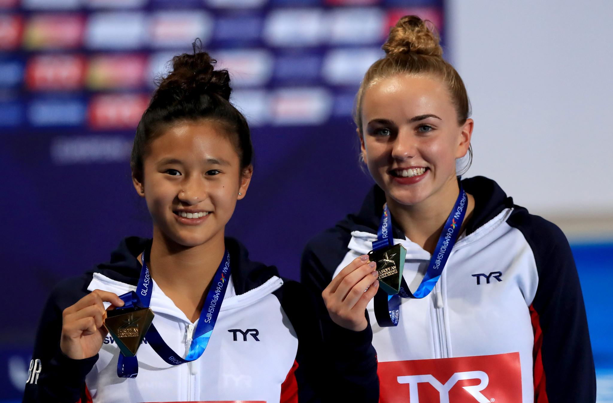 Double diving gold for Great Britain on European Championships day six