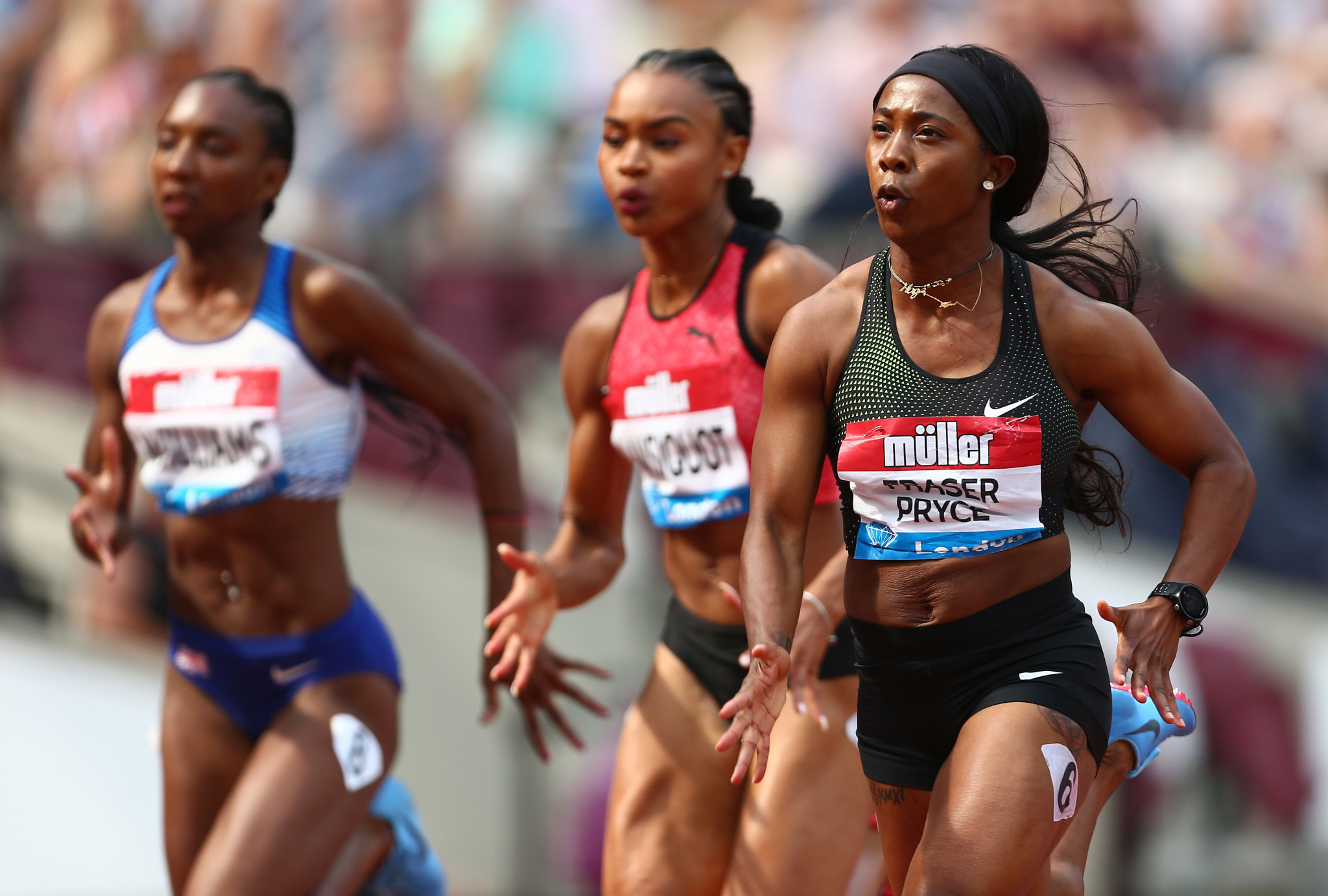 Double Olympic gold medallist and hurdles world record holder among entrants at NACAC Championships