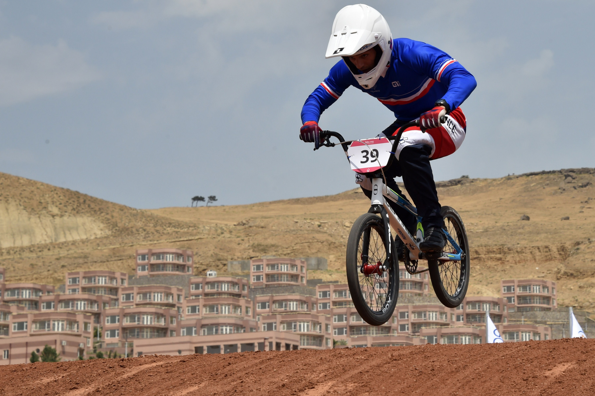 France and Netherlands to battle it our for BMX supremacy at Glasgow 2018 European Championships