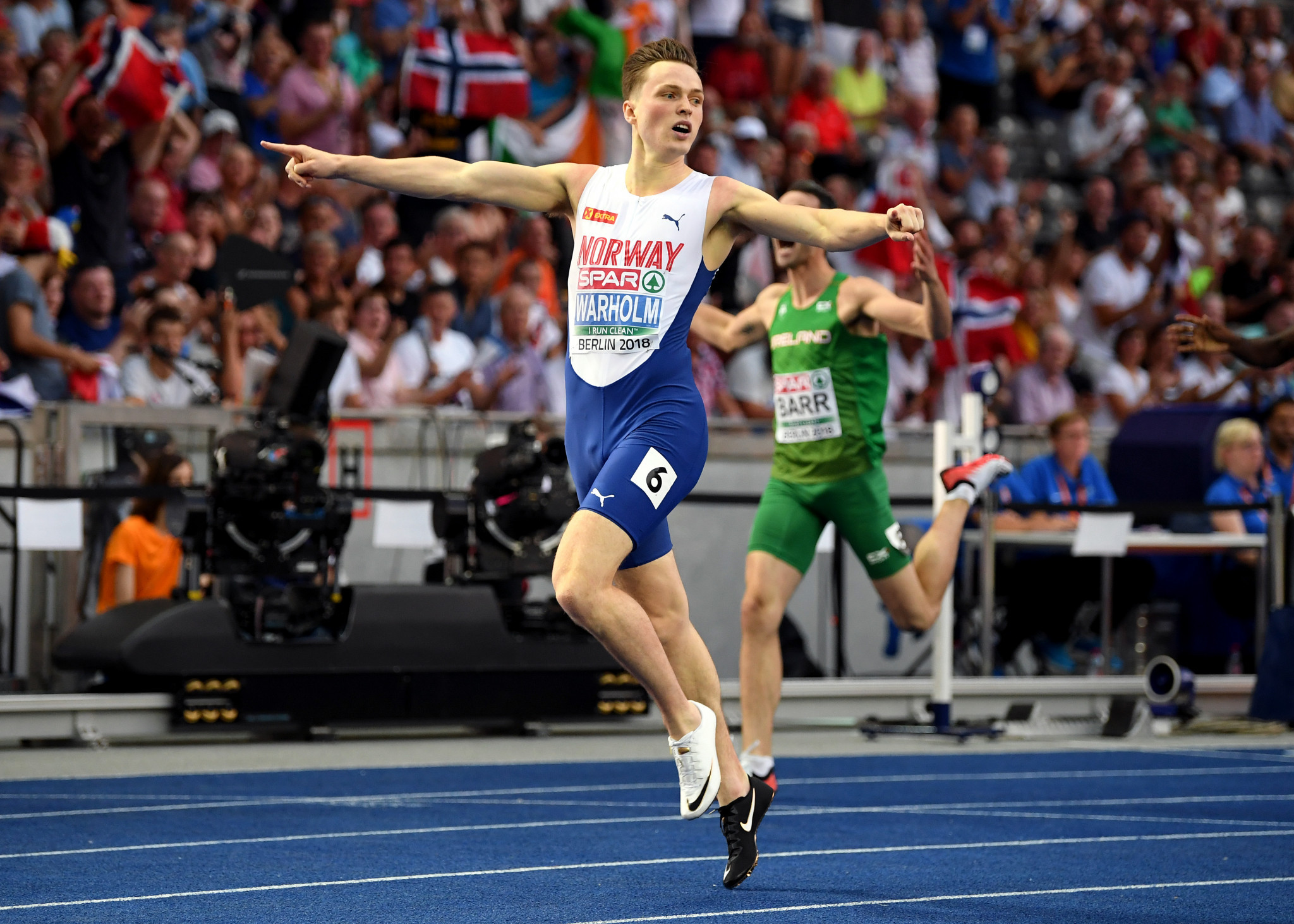 Berlin and Glasgow 2018 European Championships: Day eight of competition