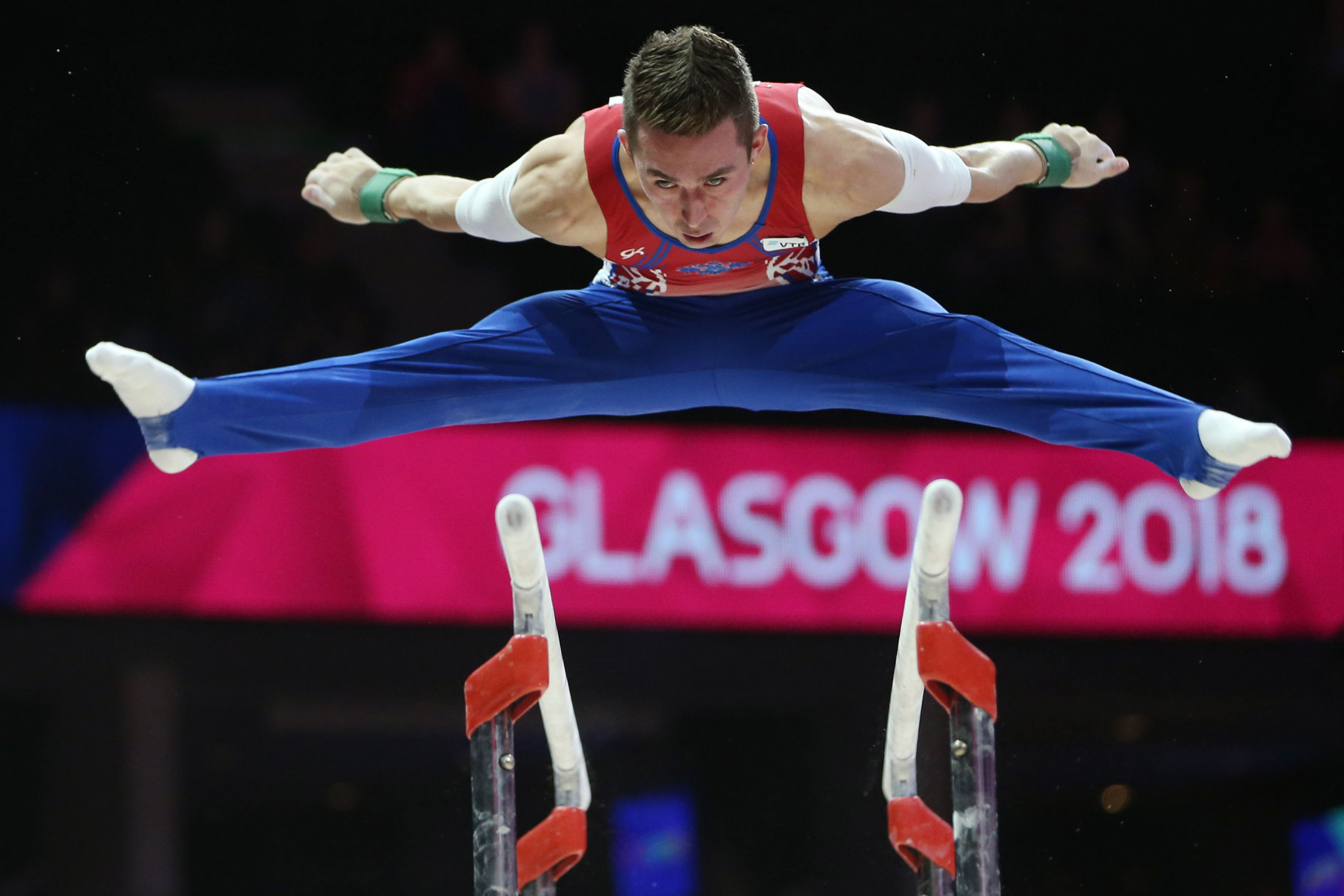 Russia show strength on opening day of men's artistic gymnastics at Glasgow 2018 European Championships