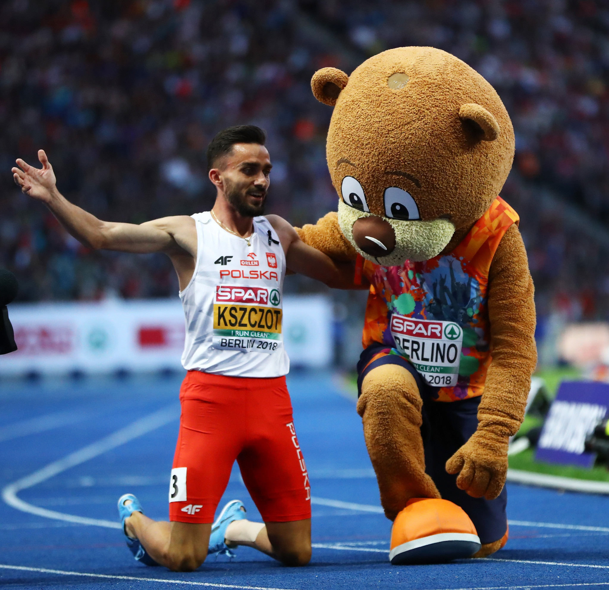 Berlin and Glasgow 2018 European Championships: Day 10 of competition