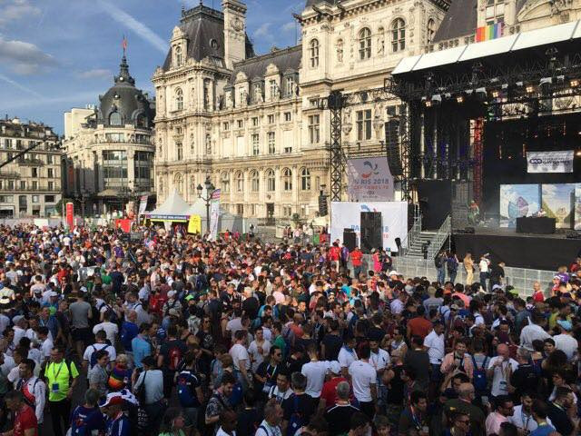 Gay Games closes in Paris with traditional dance gala