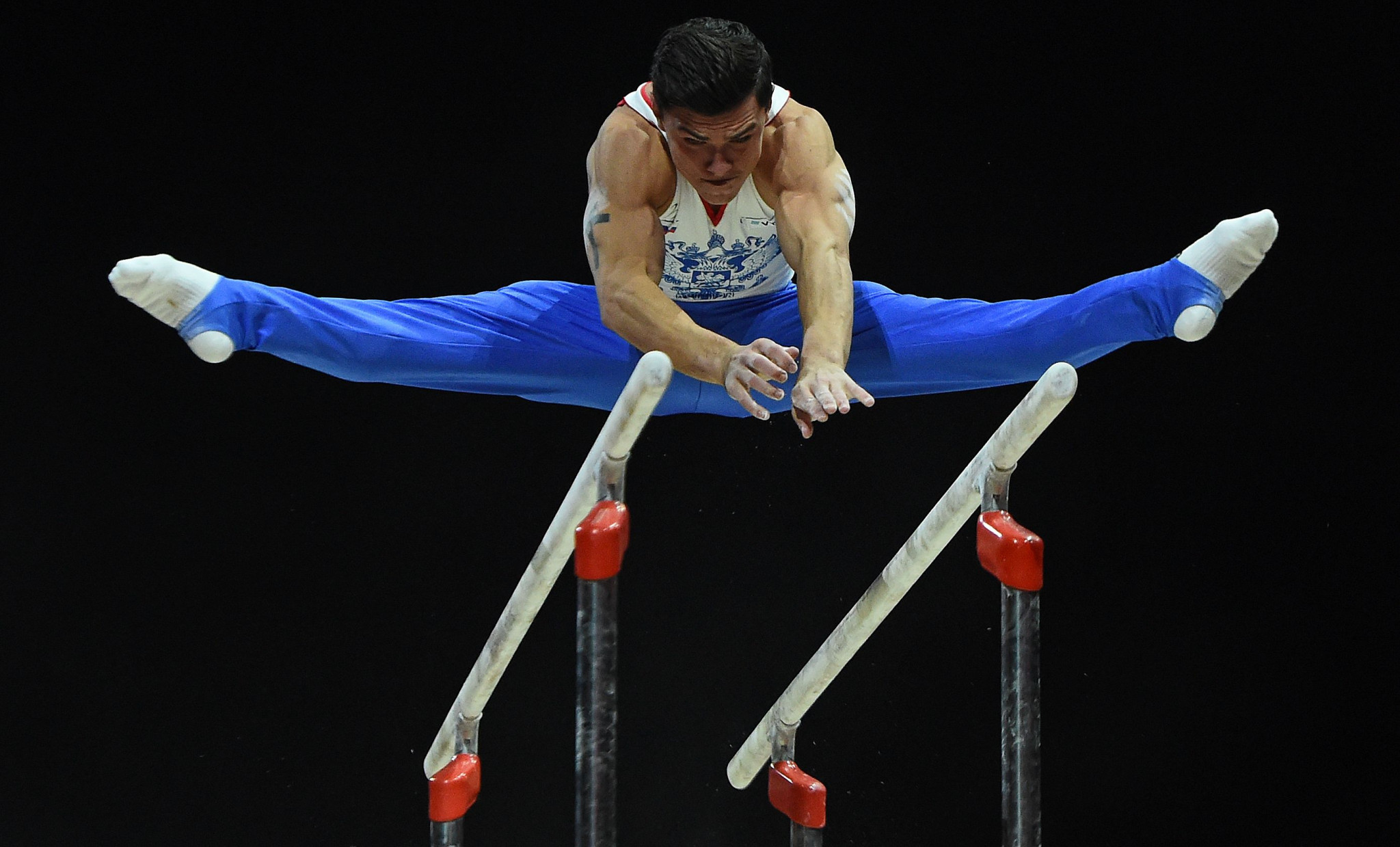 Double gold for Dalaloyan seals Russia's domination of artistic gymnastics at Glasgow 2018 European Championships