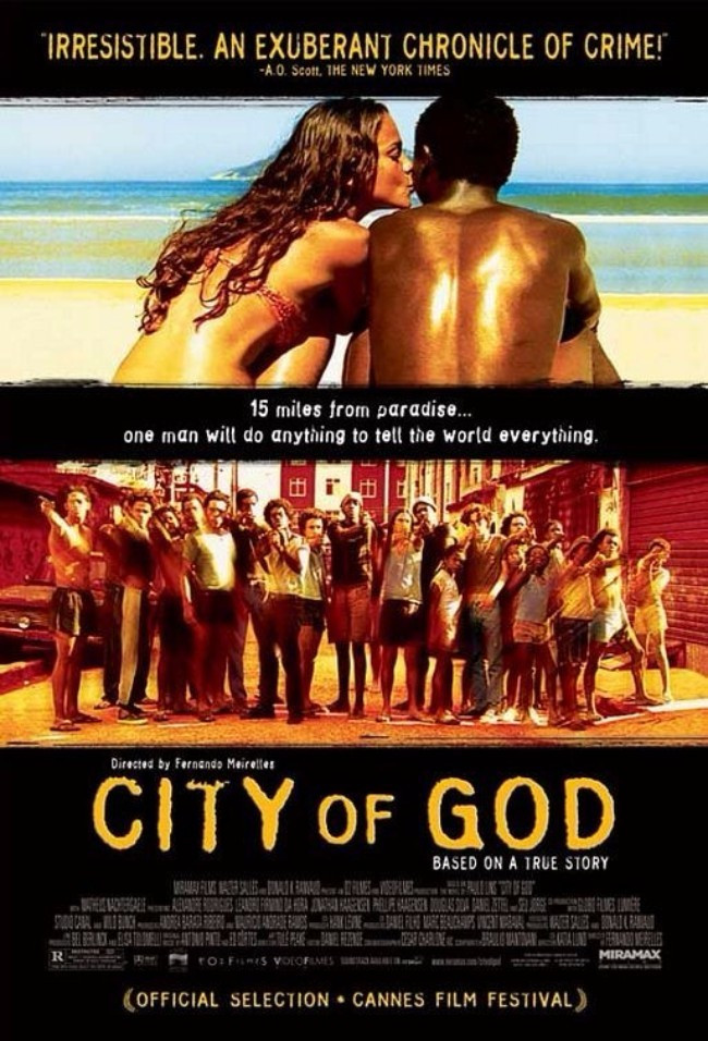 Fernando Meirelles is best known for his role as director of the 2002 film, City of God ©City of God