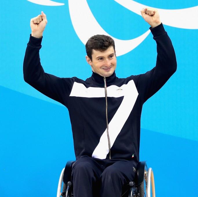 Bocciardo among world record breakers at European Para Swimming Championships