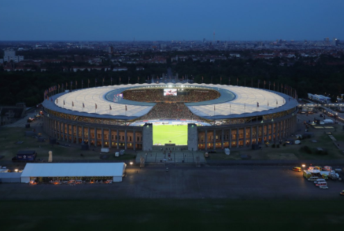 European Championships in 2022 targeted by German group planning bid for 2032 Olympics