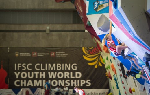 Japan claim bouldering double at IFSC World Youth Championships