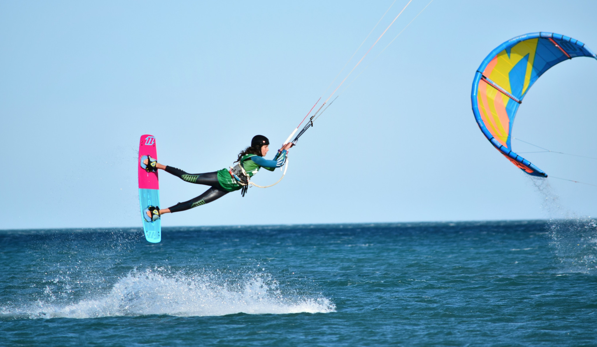 Kiteboarding body call on IOC to interfere in World Sailing governance row