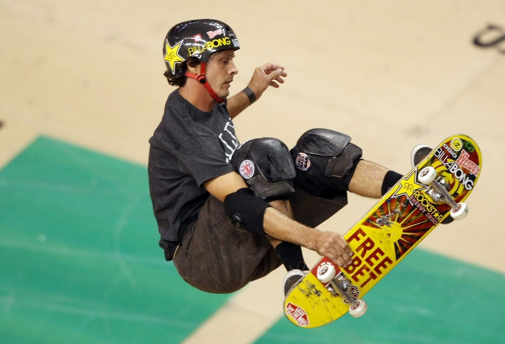 A petition has been set-up contesting the possible addition of skateboarding to the Olympics ©ISF
