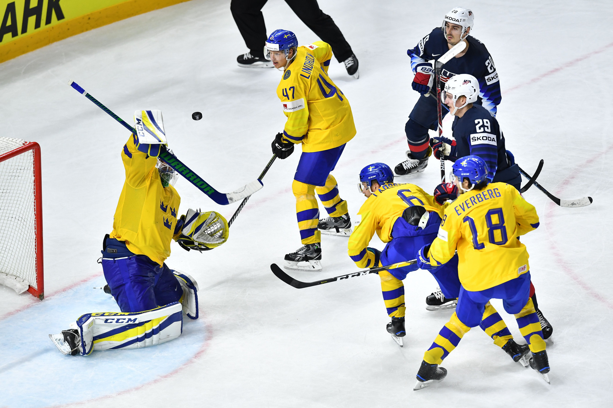 Sweden are interested in staging the World Championships in 2025 ©Getty Images