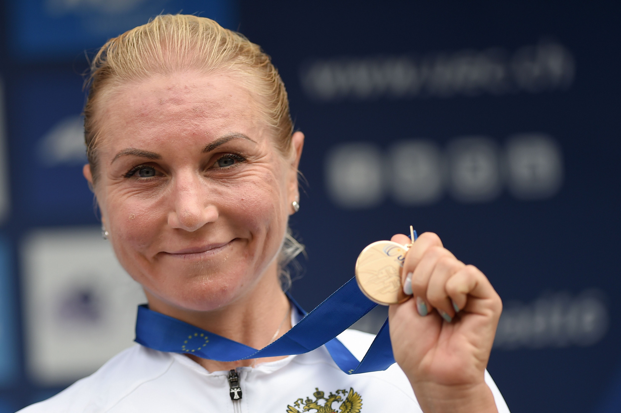 Russian cyclist Olga Zabelinskaya has been deemed ineligible to compete here at the 2018 Asian Games after official letters approving and confirming her switch of nationality to Uzbekistan were not provided ©Getty Images