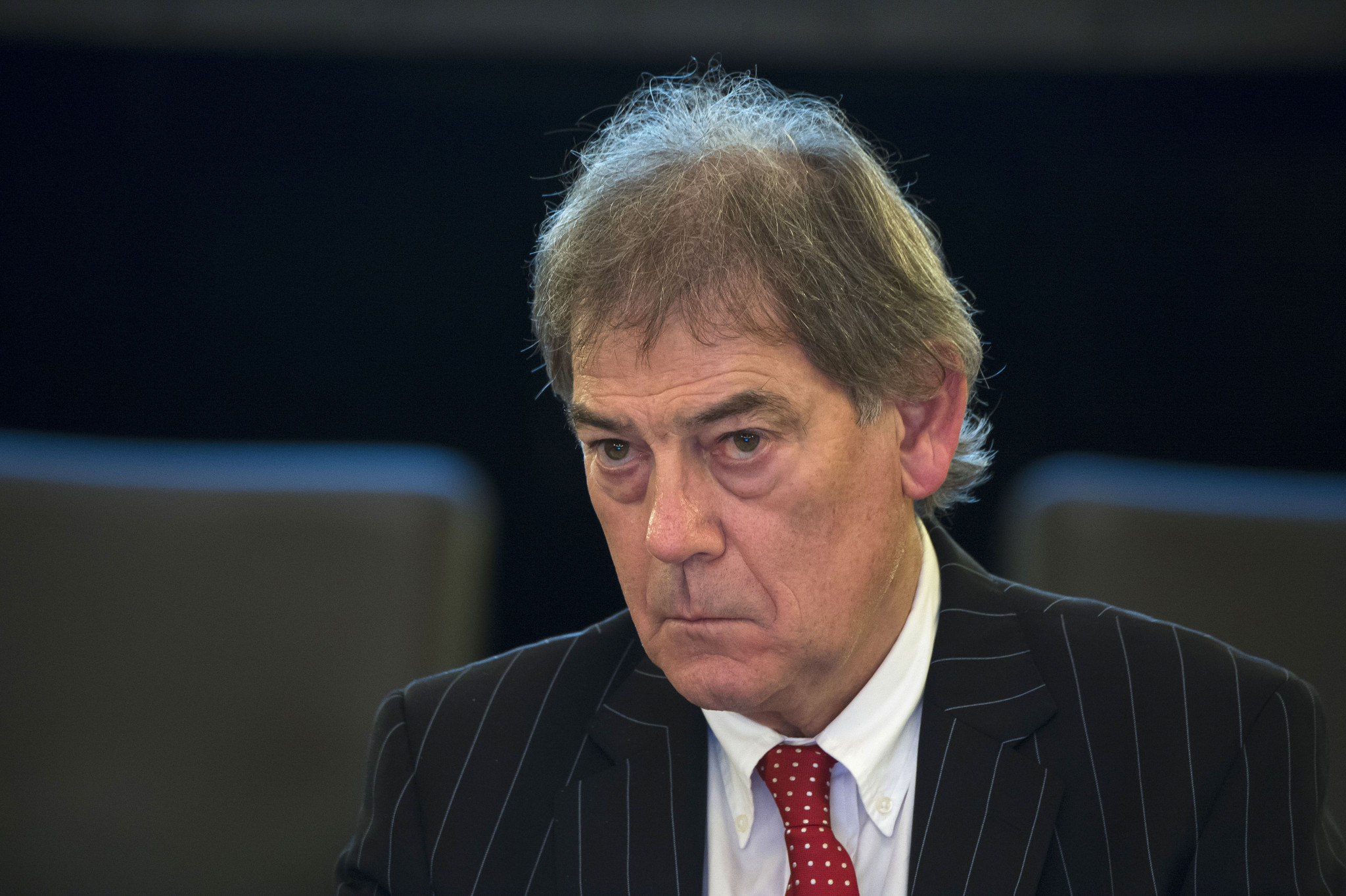 AIU chair David Howman claimed the establishment of the laboratory is an important step in Africa ©Getty Images
