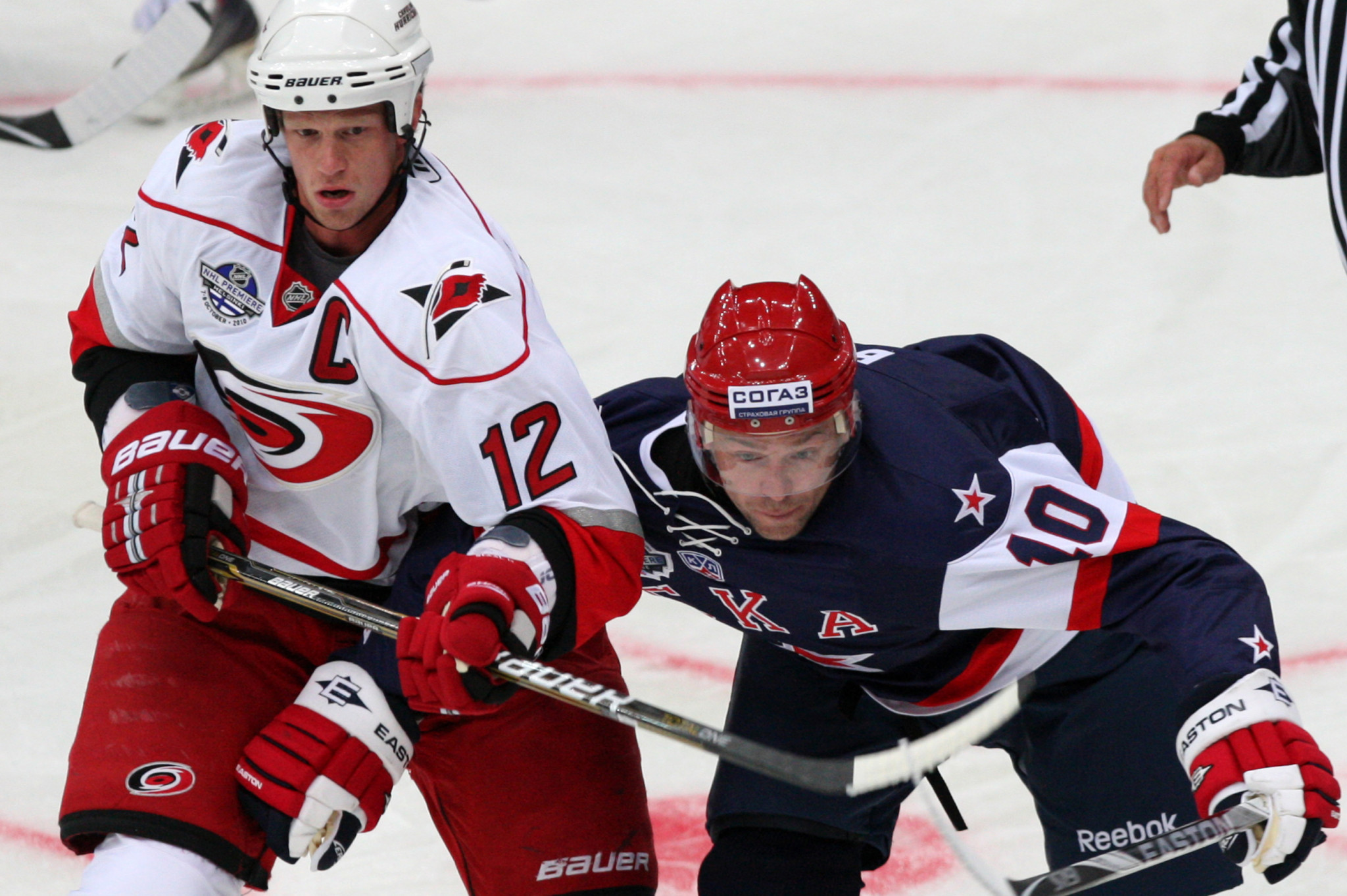 Gennady Timchenko is President of the SKA Saint Petersburg ice hockey team ©Getty Images