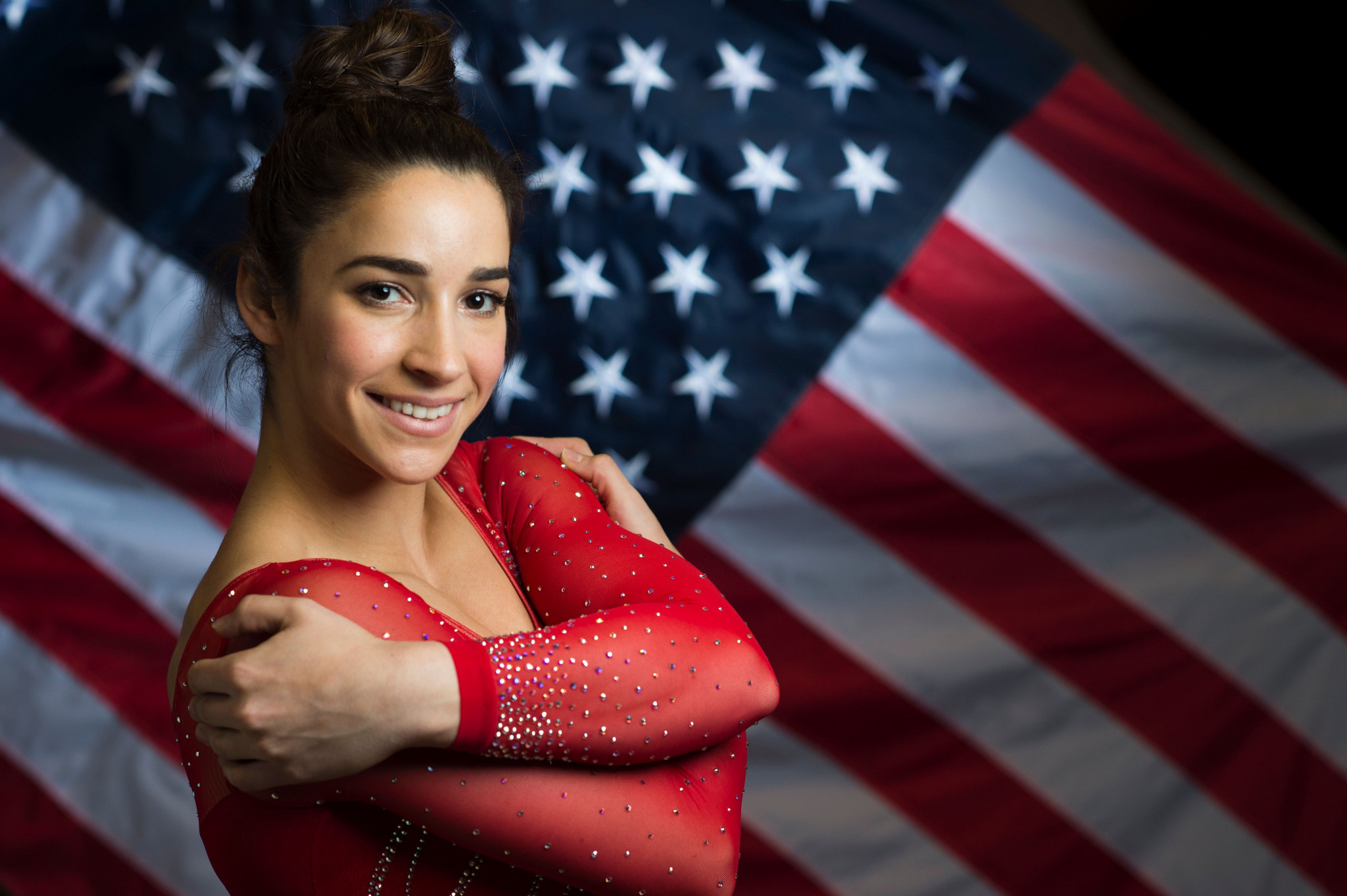 Aly Raisman has criticised USA Gymnastics for their appointment of Mary Lee Tracy ©Getty Images