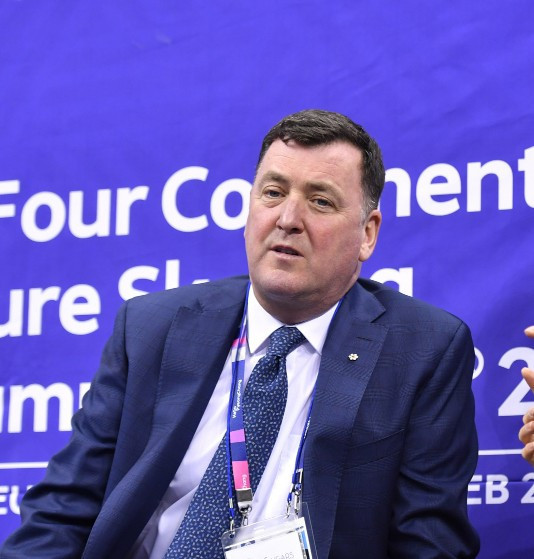 The Chinese Figure Skating Association has hired influential coach Brian Orser ©Getty Images