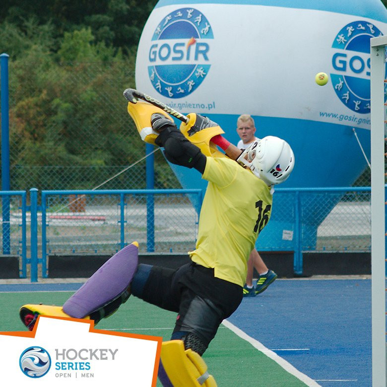 The FIH Hockey Series Open gives lower ranked hockey nations a chance to compete and progress ©FIH/Twitter