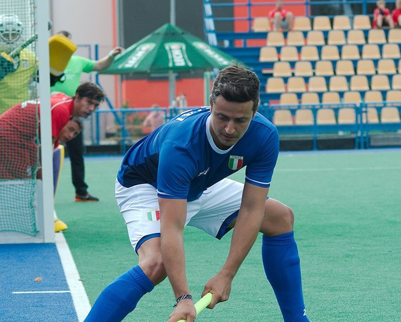 Italy put 10 past Lithuania in a comfortable victory ©Twitter