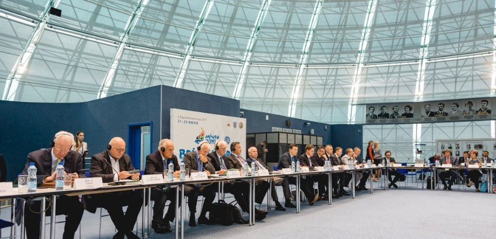 EOC Cooordination Commission head warns Minsk 2019 needs to shift up a gear