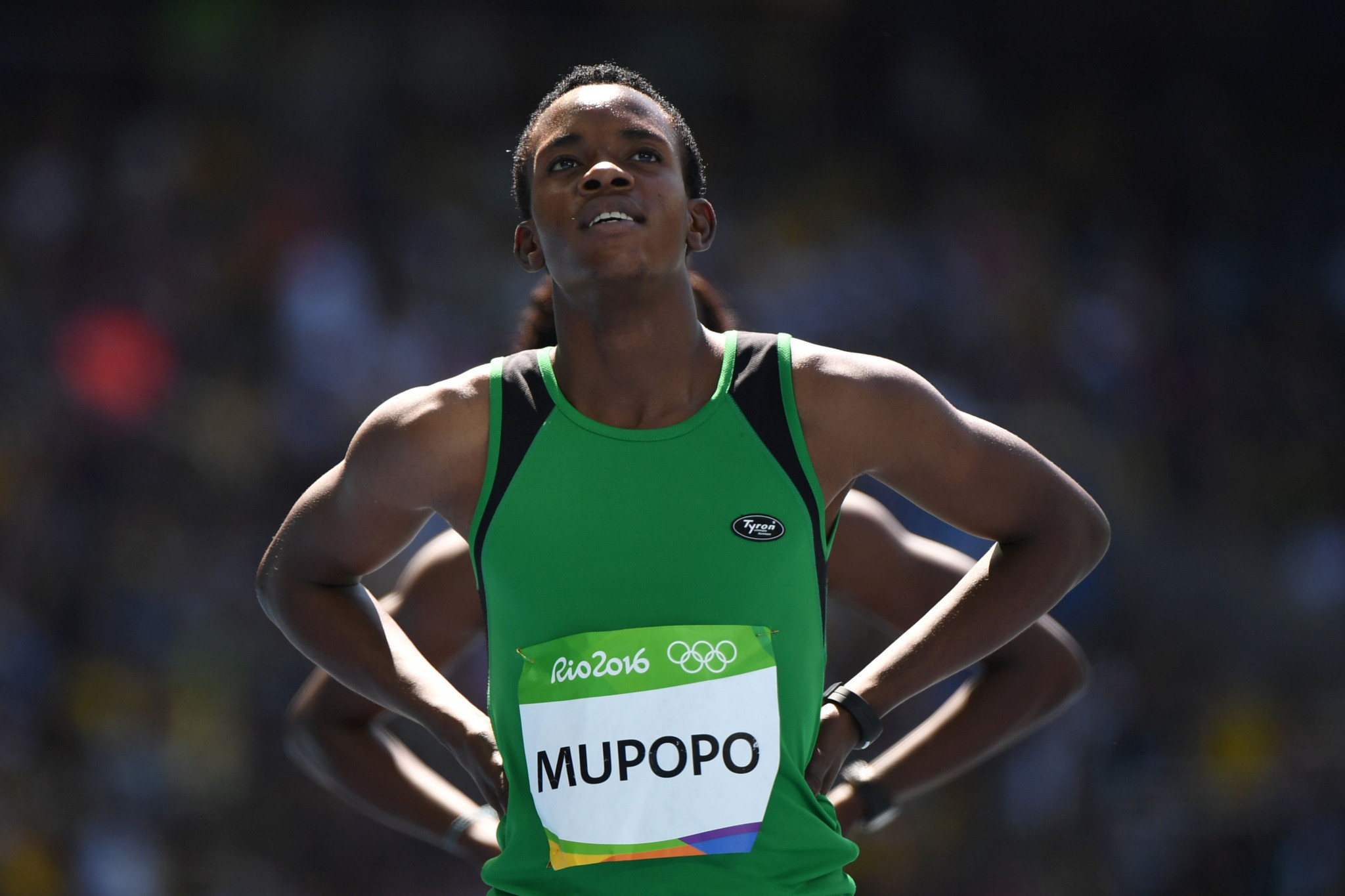 Zambian 400 metres runner and former footballer Kabange Mupopo has been given a four-year ban ©Getty Images