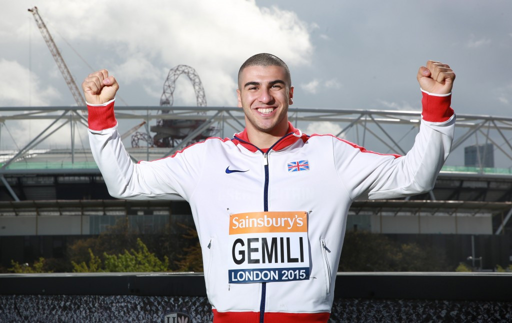 British athletics fans will have the chance to watch athletes such as Adam Gemili live on TV tomorrow when he competes at the opening Diamond League meeting in Monaco ©Getty Images