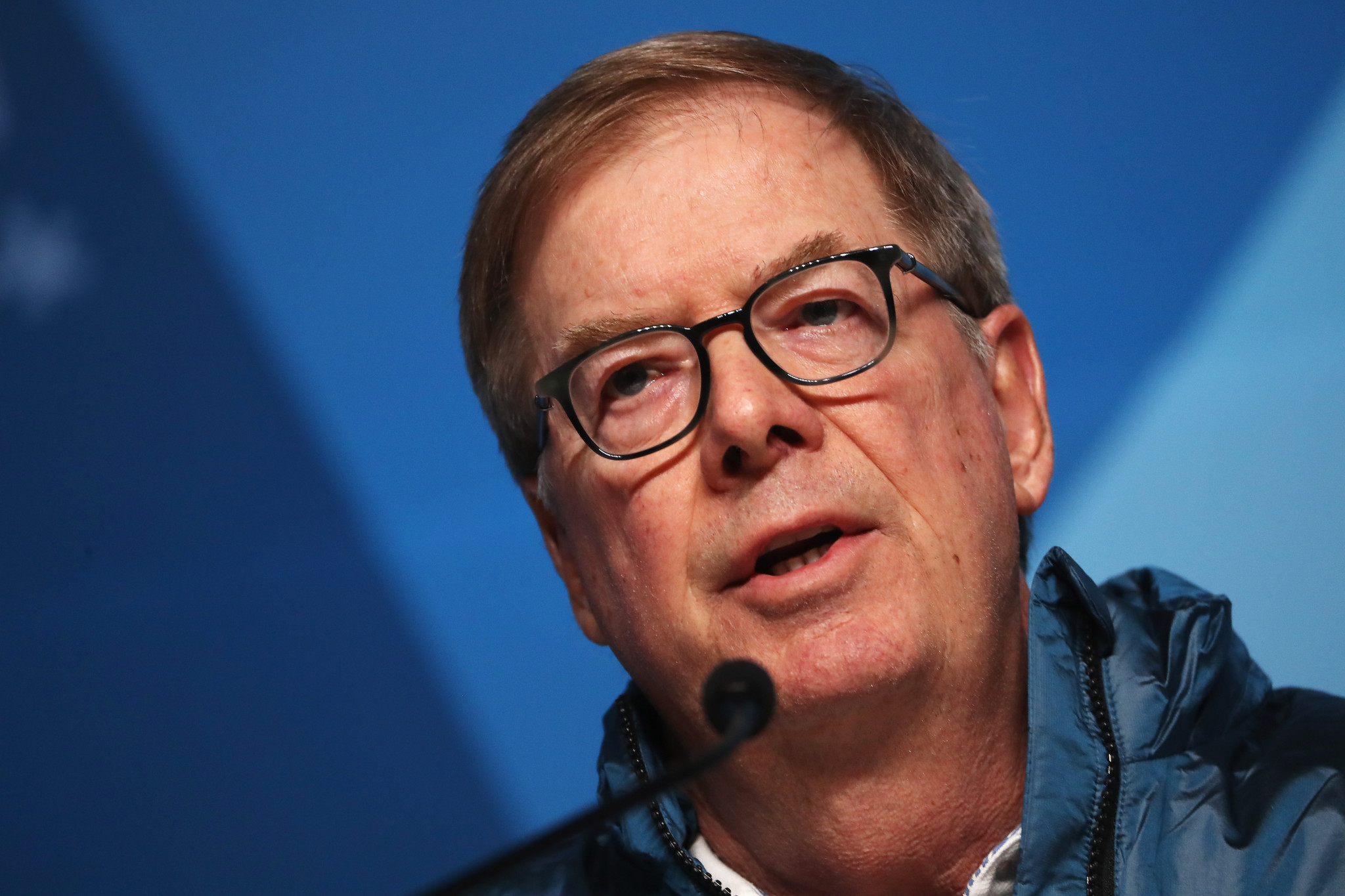 Larry Probst is to step down as chairman of the United States Olympic Committee ©Getty Images