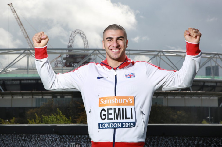 """Sprinting star Gemili """"saddened"""" by association between athletics and doping"""