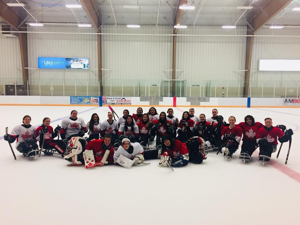 Canada name women's Para ice hockey squad for upcoming season