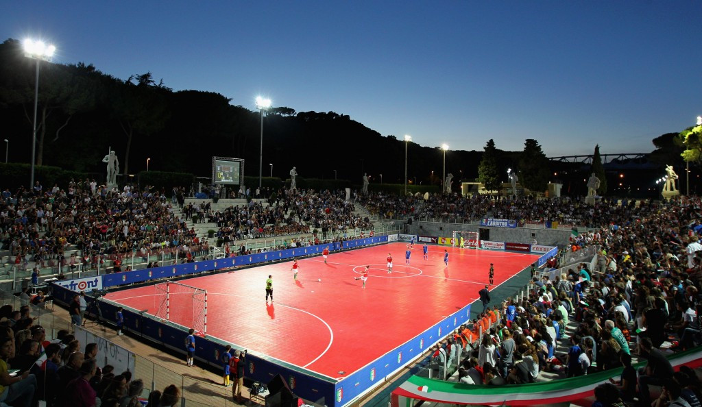 Futsal will be part of the Youth Olympic programme in Buenos Aires in 2018 ©Getty Images