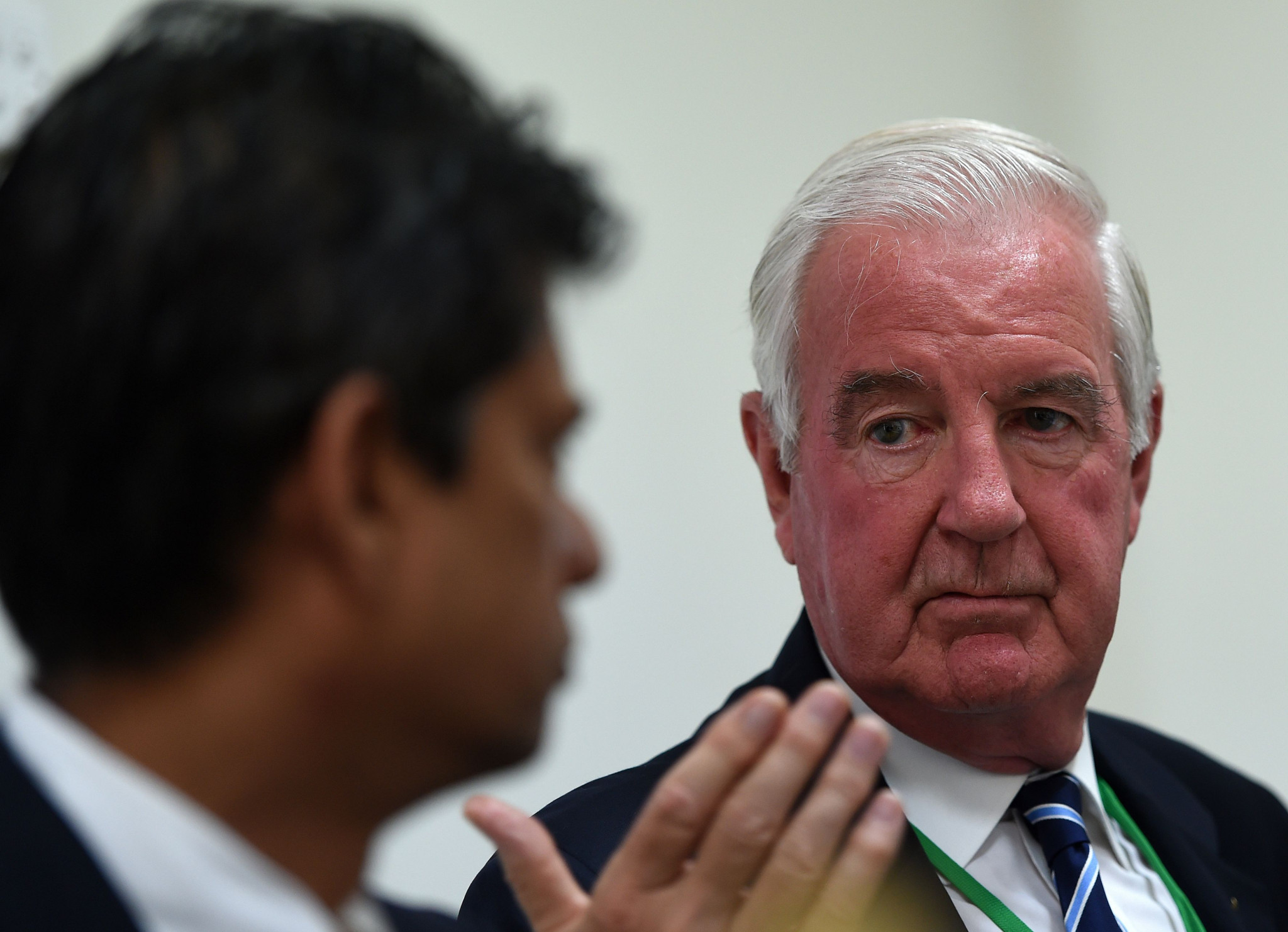 WADA President Sir Craig Reedie has defended the process to reinstate the Russian Anti-Doping Agency in the face of intense criticism from athletes and other anti-doping groups ©Getty Images