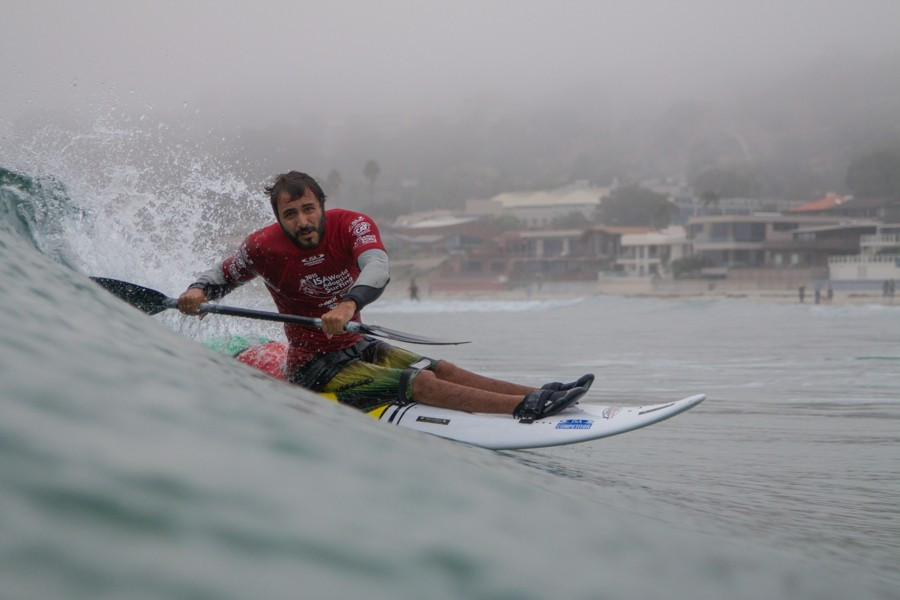 Brazil's Fellipe Lima won the first gold on offer in San Diego ©ISA/Lockwood