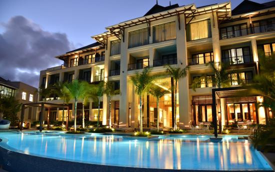 The meeting is due to be held at the Eden Bleu hotel in Mahé ©TripAdvisor