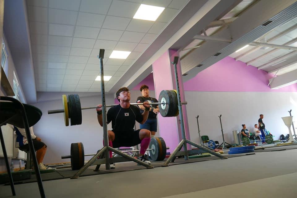 The International University Sports Federation (FISU) World University Weightlifting Championships will begin tomorrow in Biała Podlaska, Poland ©World University Weightlifting Championship 2018 Facebook