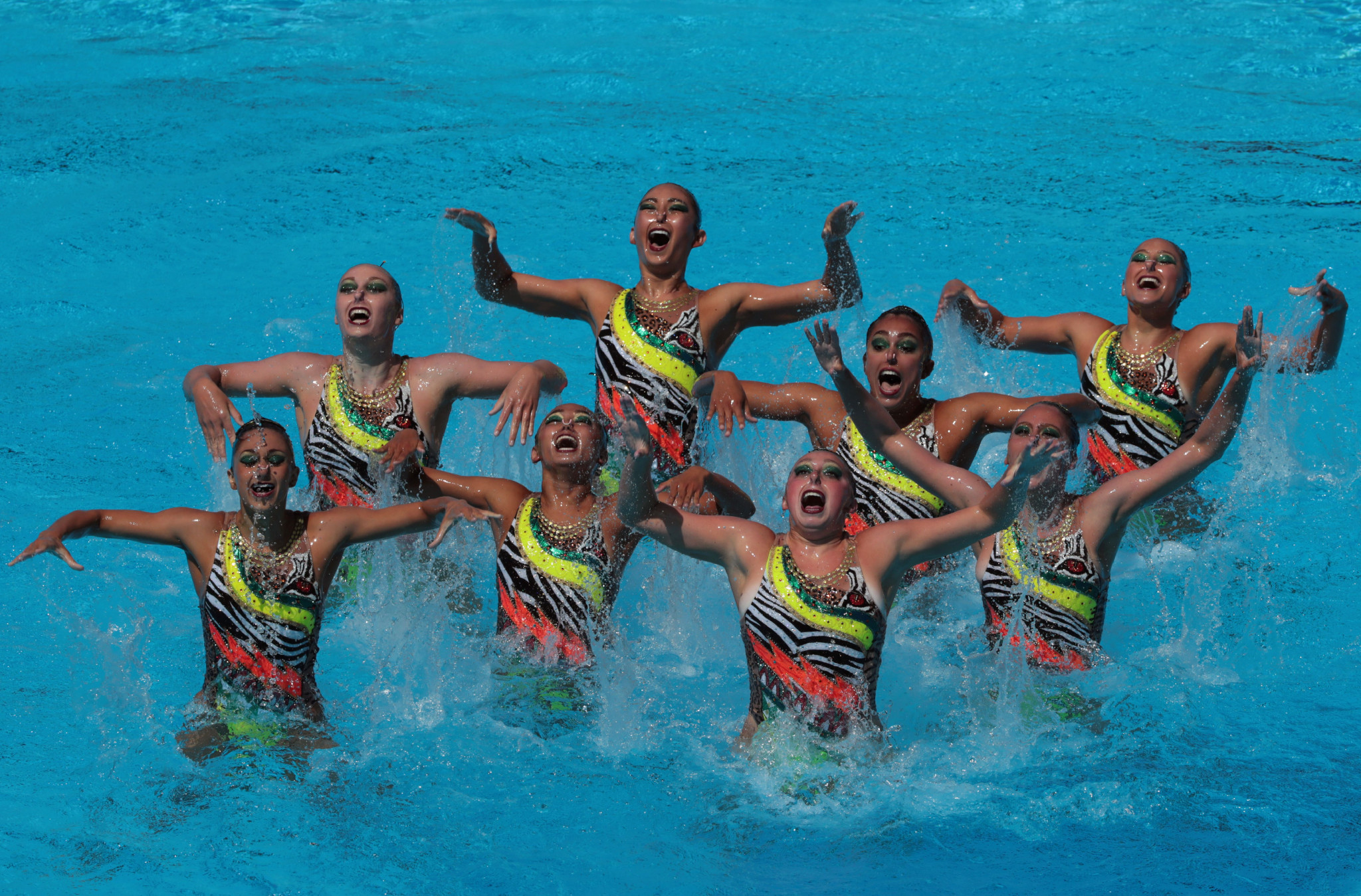 Four-time Olympic medallist Fuentes named head coach at USA Synchro