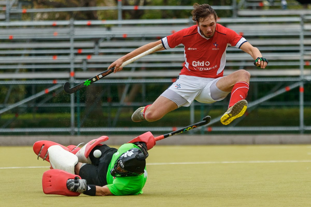 Chile's men's team drew against Uruguay 0-0 on the second day of the FIH Hockey Series Open in Santiago ©FIH