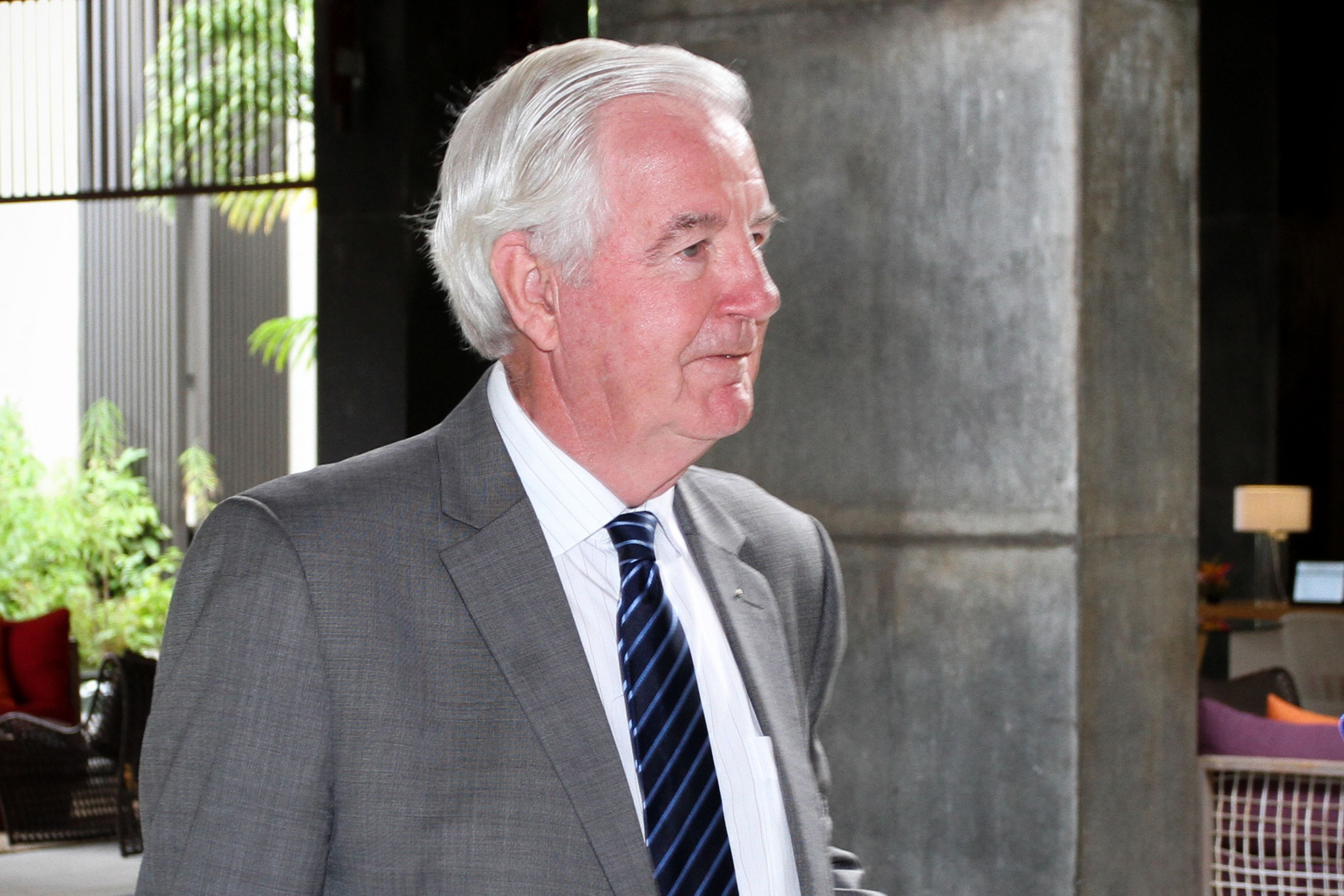 WADA President Sir Craig Reedie defended the decision taken by the Executive Committee ©Getty Images