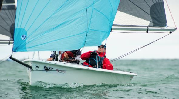 Protest Britons replace Italians in RS Venture Connect final at Para World Sailing Championships