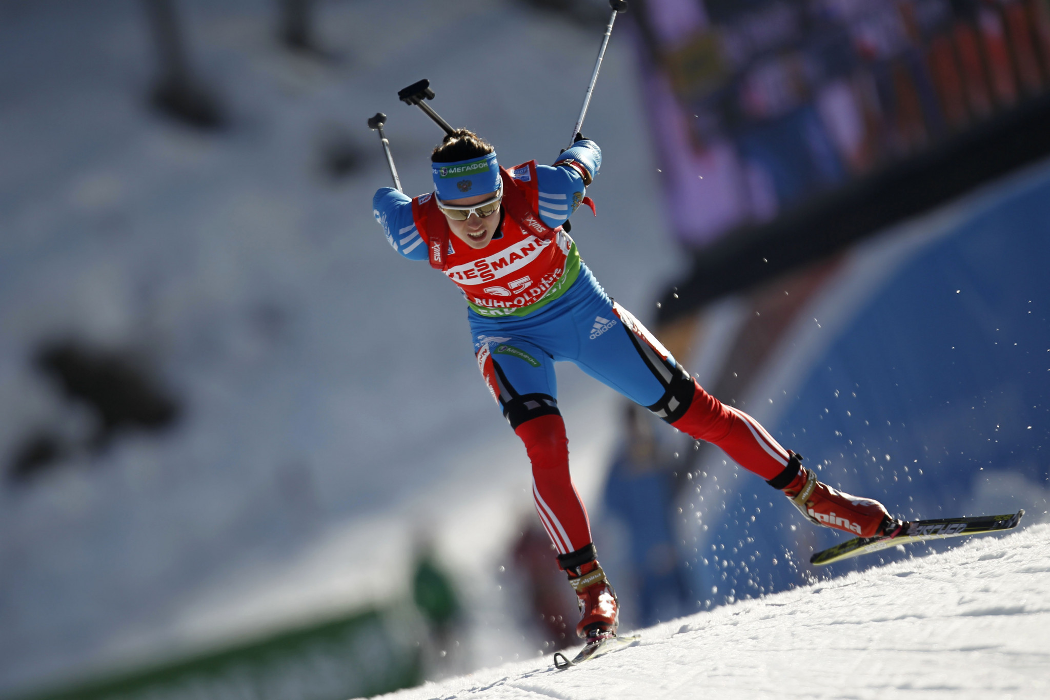 Svetlana Sleptsova was named by Russian media as being an athlete allegedly implicated by LIMS data ©Getty Images