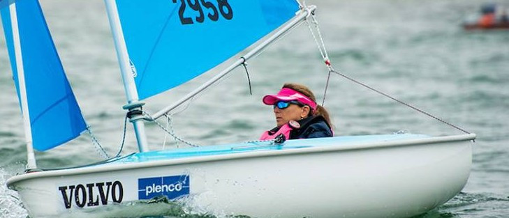 Favourite in Hansa 303 disqualified for illegal equipment at Para World Sailing Championships