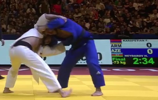 Azerbaijani Judo Federation claim Armenia lied after pull out of World Championships in Baku over security concerns