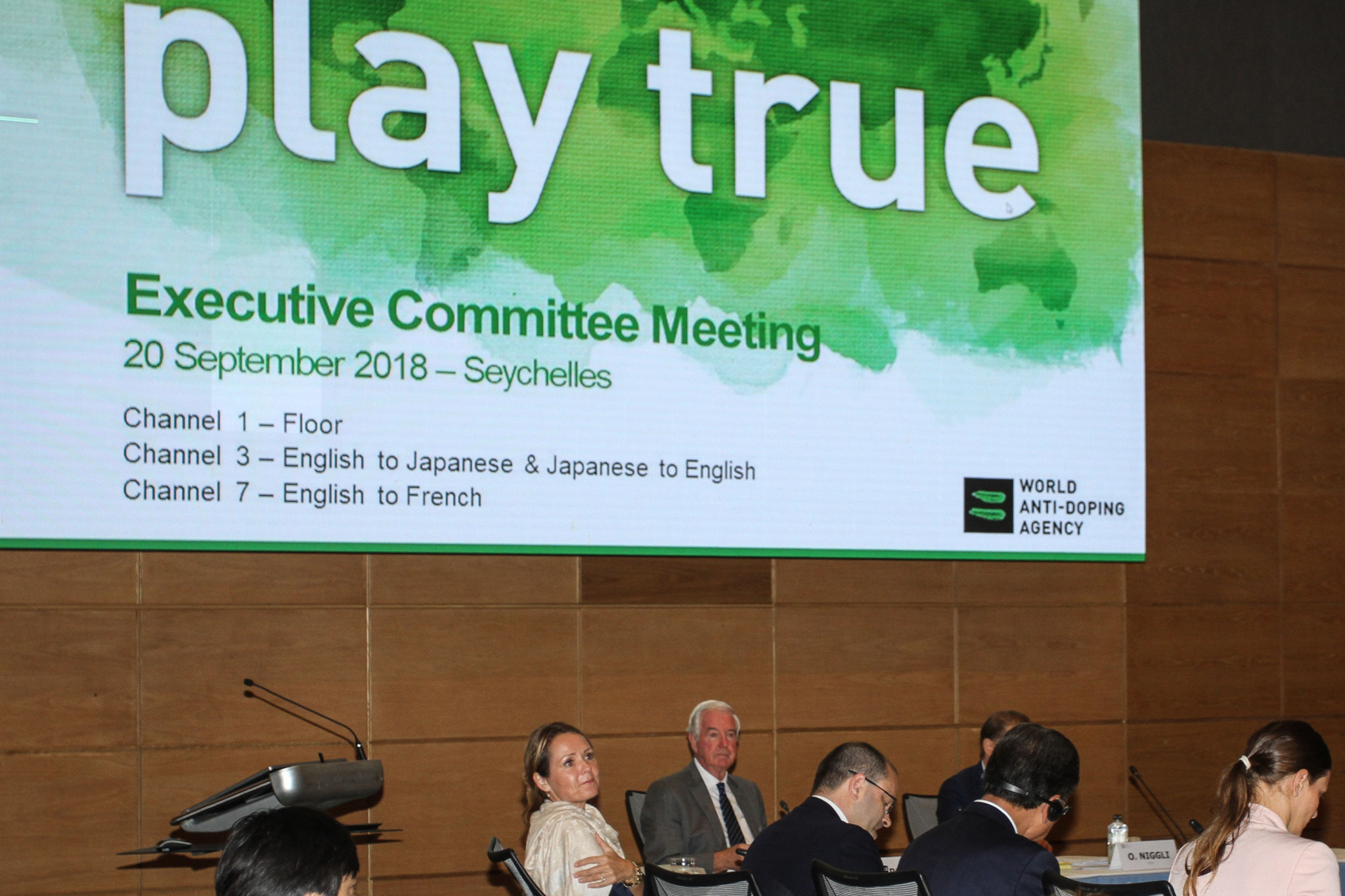The decision to reinstate Russia was taken by the WADA Executive Committee at a meeting in the Seychelles ©Getty Images