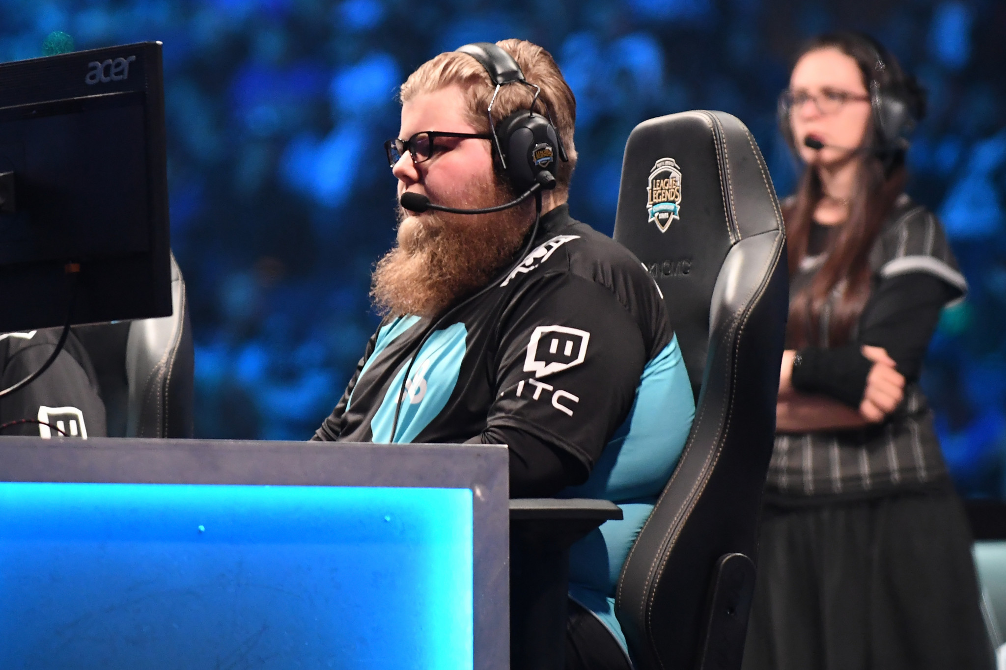 Esports is growing in popularity with talk of one day making the Olympic programme  ©Getty Images