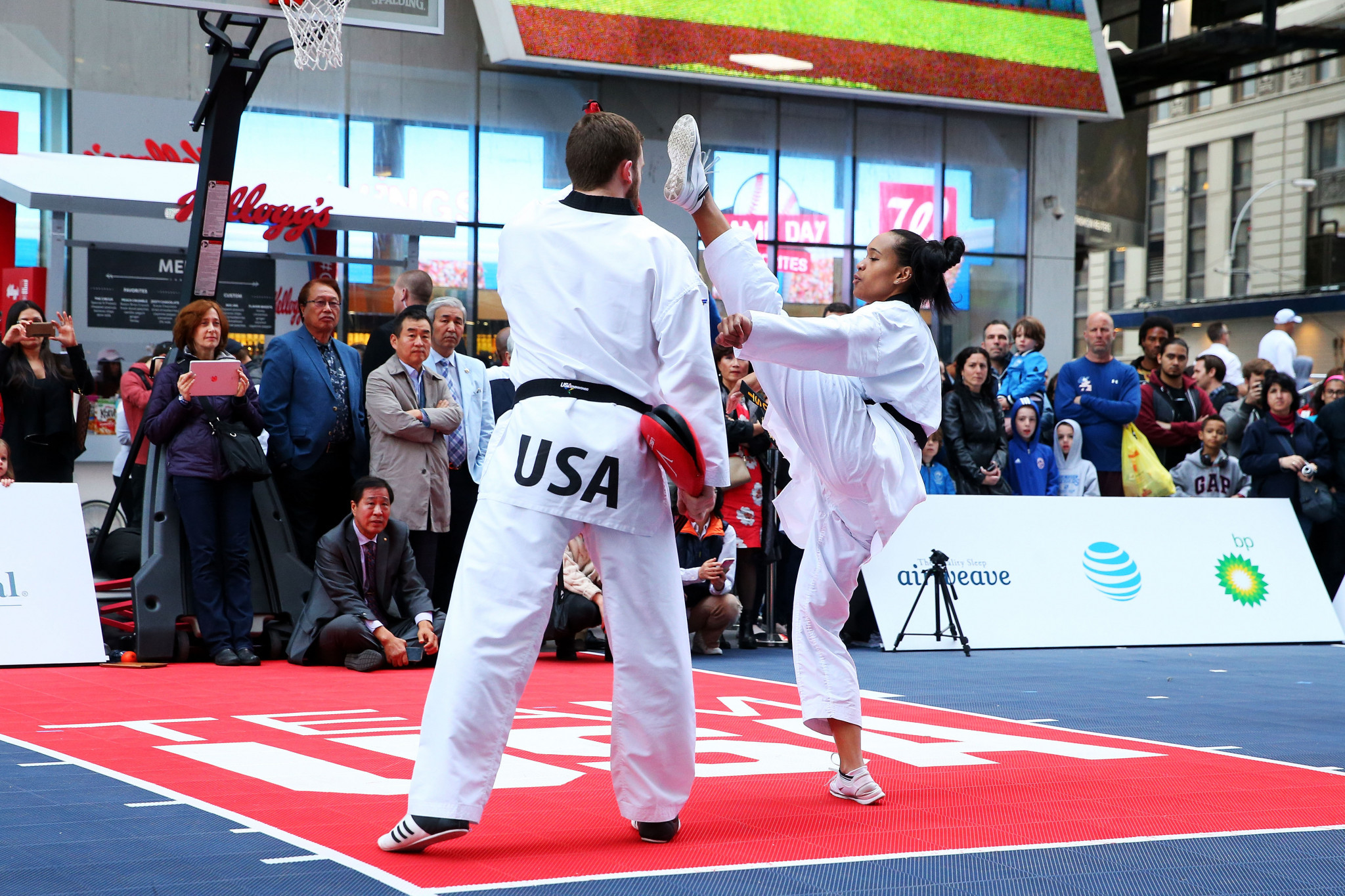 USA Taekwondo has opened an application process to appoint regional head coaches ©Getty Images