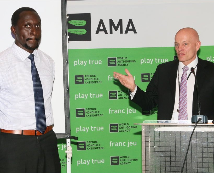 A report from WADA has found no evidence of an institutionalised scheme in Kenya ©WADA