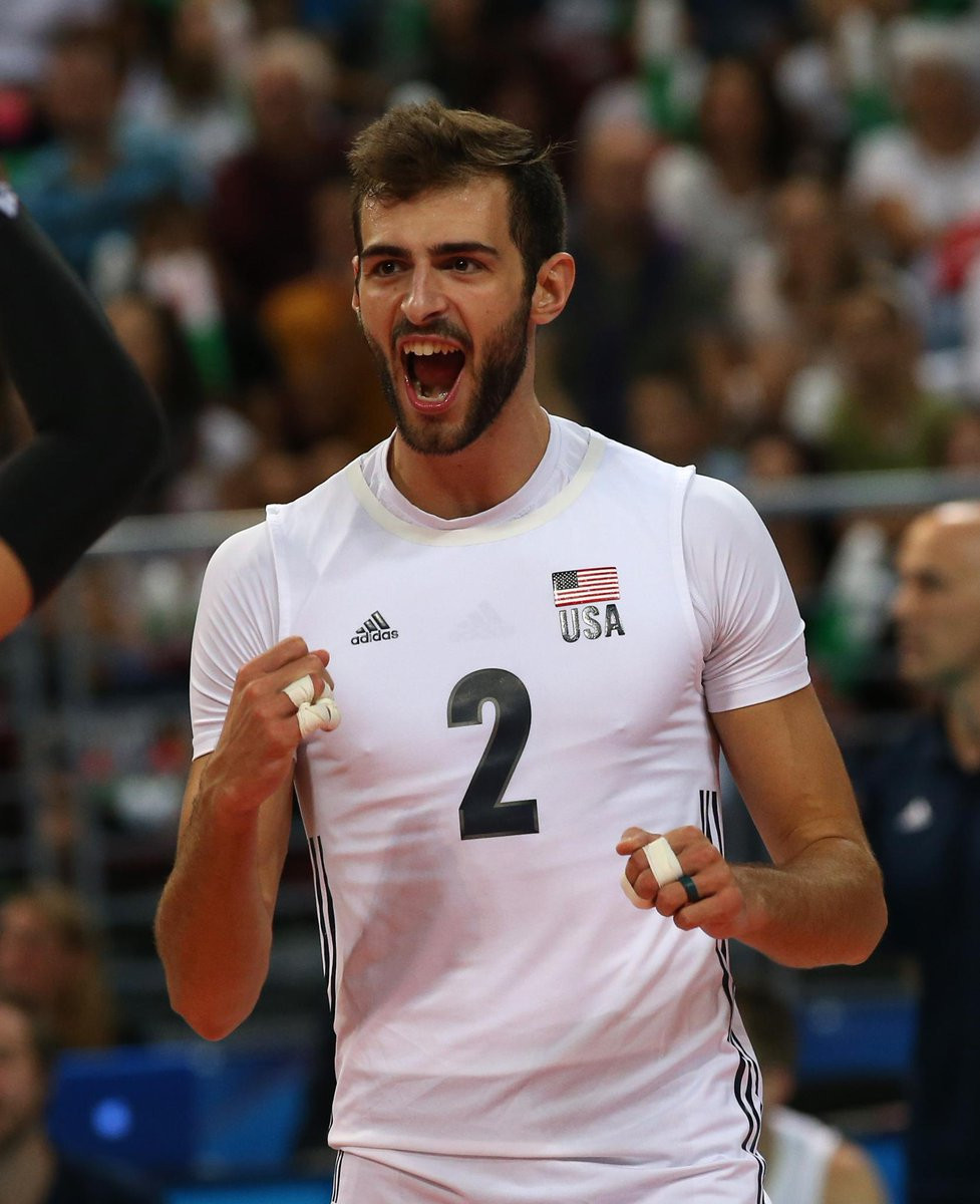The United States beat Russia today 3-0 to knock the European Champions out of the FIVB World Championships ©Volleyball World/Twitter