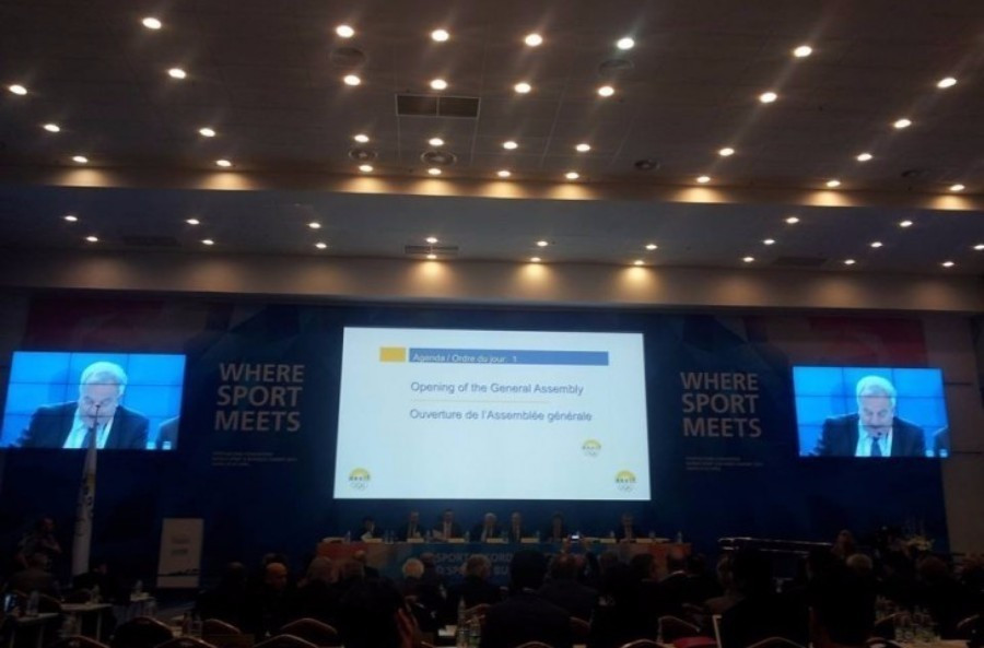 SportAccord Convention is entering a new era under the Presidency of Francesco Ricci Bitti ©ITG