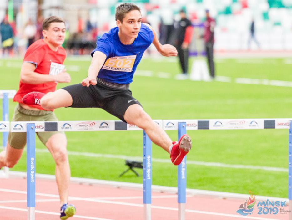 "Varhaník praises test of ""Dynamic New Athletics"" in Minsk"