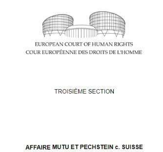 The European Court of Human Rights has backed the Court of Arbitration for Sport in a report published today ©ECHR